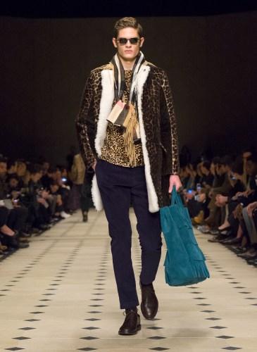 Burberry Prorsum Menswear Autumn_Winter 2015 Collection - Look 19