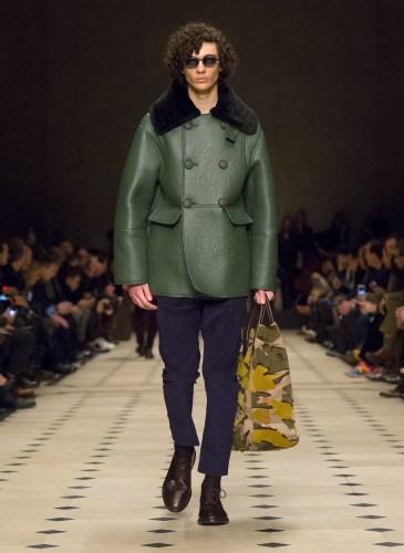 Burberry Prorsum Menswear Autumn_Winter 2015 Collection - Look 26