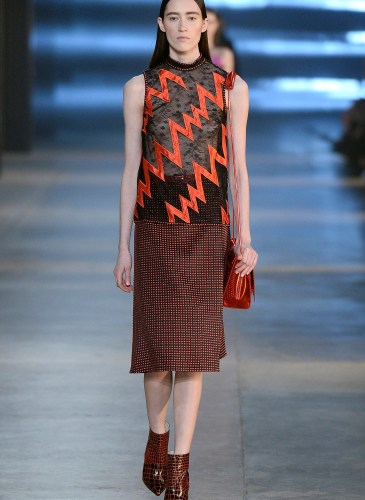 Christopher Kane AW15 Look 31