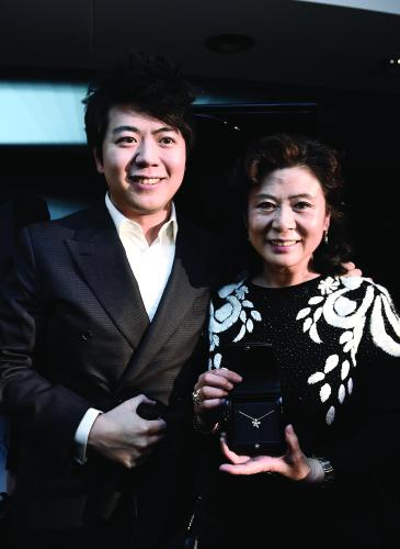 'Amazing Lang Lang' World Premiere Fragrance Launch