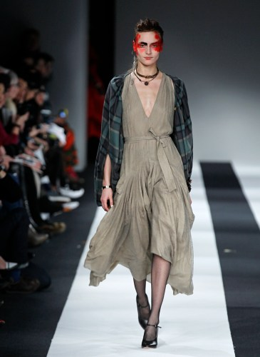 FW15 VIVIENNE WESTWOOD LONDON FASHION WEEK