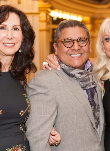 Carolyn Chandler, Riccardo Benavides & Daru Kawalkowski