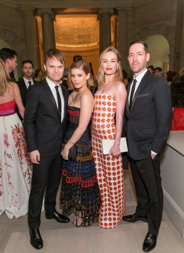John Mara Jr., Kate Mara, Kate Bosworth, Michael Polish