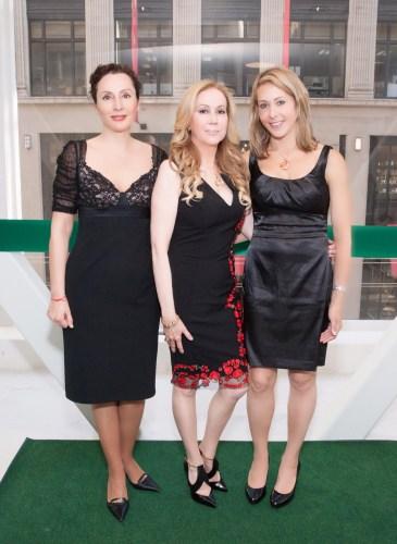 Clara Shayevich, Sophie Azouaou, Eileen Blum-Bourgade