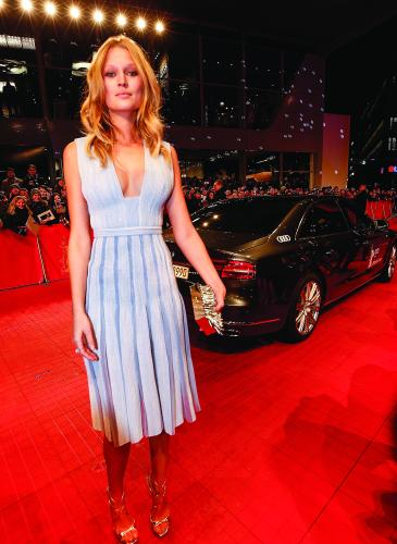 'Nobody Wants the Night' Premiere - AUDI At The 65th Berlinale International Film Festival