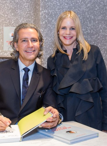 Valentino - Carlos Souza Book Signing with Alexis & Trevor Traina and Ken Fulk