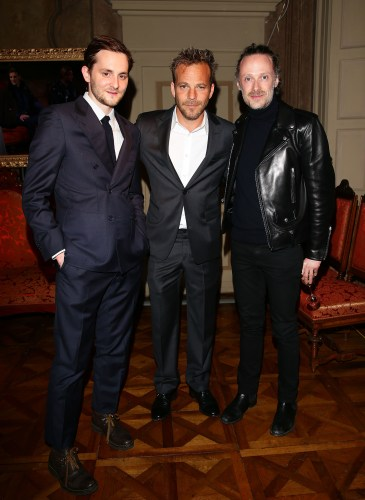 Bugatti and L'Uomo Vogue Collection Party - Inside - Milan Fashion Week Menswear Autumn/Winter 2014