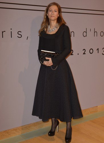 'Cartier: Le Style et L'Histoire' Exhibition Private Opening - Photocall