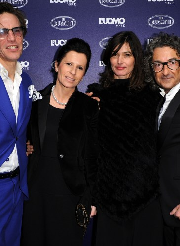 Bugatti and L'Uomo Vogue Collection Party - Arrivals - Milan Fashion Week Menswear Autumn/Winter 2014