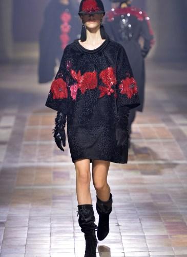 LANVIN__Ready to wear fall winter 2015-16 _PARIS fashion week _March 2015__