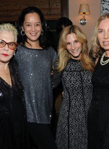 Rose Hartman, Cassandra, Randi & Lauren Lawrence