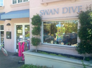 Swan Dive exterior