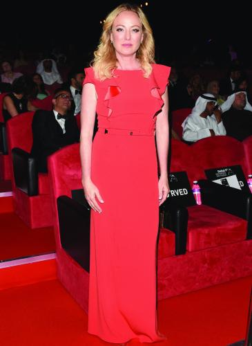 2014 Dubai International Film Festival - Day 1