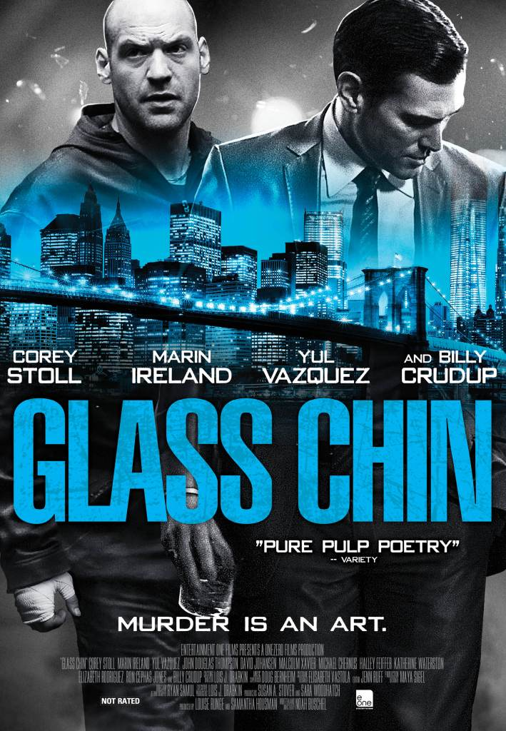 "Review: ""Glass Chin"" is a Knockout"