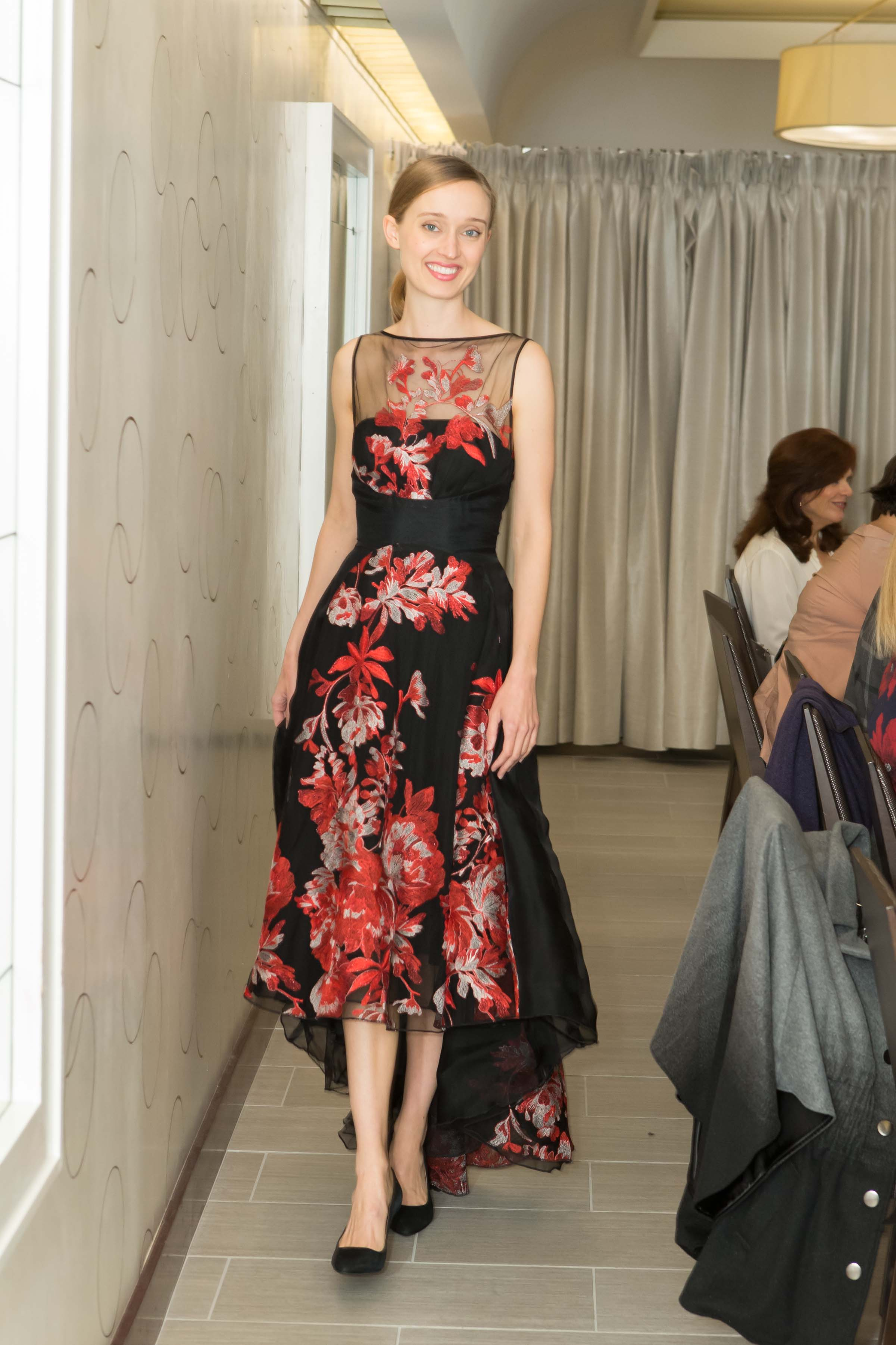 lela rose book signing and luncheon at neiman marcus • fshn magazine