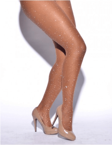 Holiday Fashion: Sparkle and Shine In Nude Barre