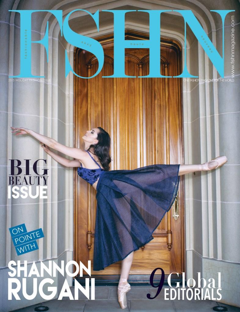 FSHN – 2015 Holiday Fashion Issue
