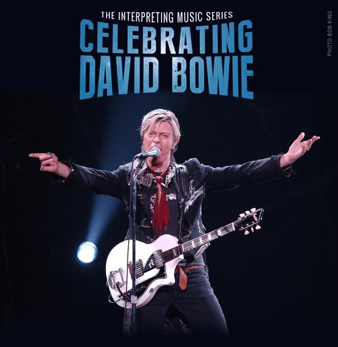 Celebrating David Bowie Is Back