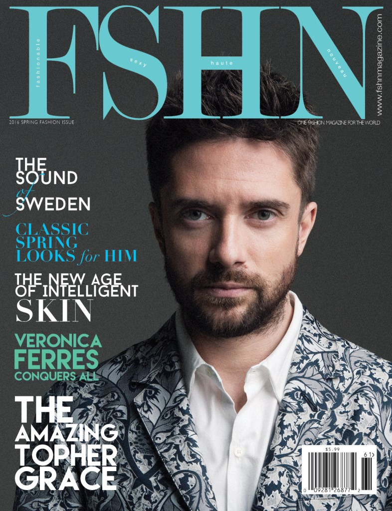 FSHN – 2016 Spring Fashion Issue