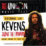 Kevens at RE:UNION Music Festival