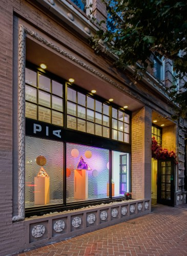 PIA Opening Party