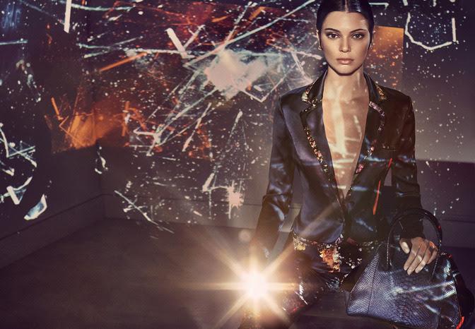 Kendall, Isabeli & Liu Embody The Concept Of Liberation In The New La Perla Campaign