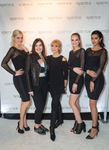 Spence Diamonds Launch