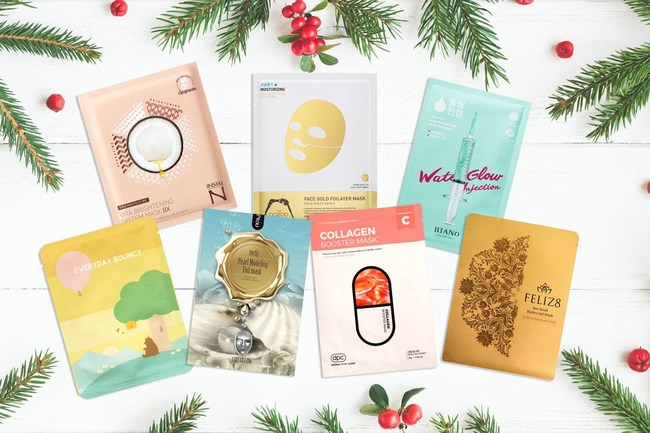 FaceTory the First Korean Sheet Mask Subscription Box