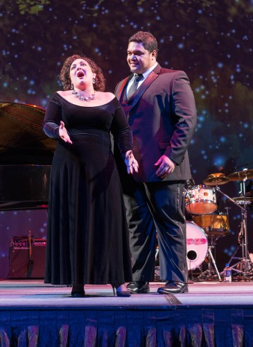 SF Opera's An Evening on the Stage honoring Franklin P. (