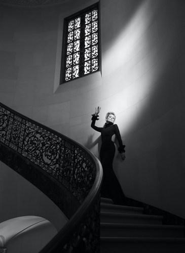 Sharon Stone Malibu 2016 by Timothy White