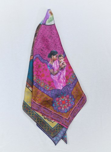 Women of the World Scarf Unveiled