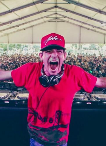 DJ John Beaver - Photo Credit Johnny Edge