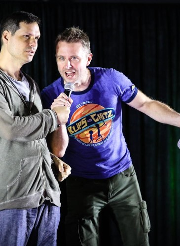 Michael Ian Black, Chris Hardwick