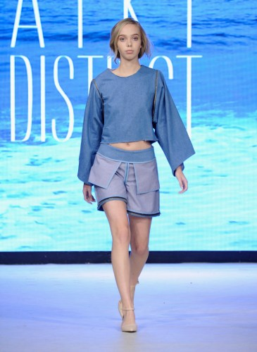 2017 Vancouver Fashion Week - Day 1