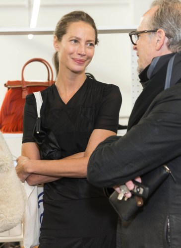 Maison Margiela and Christy Turlington Host Benefit for Every Mother Counts