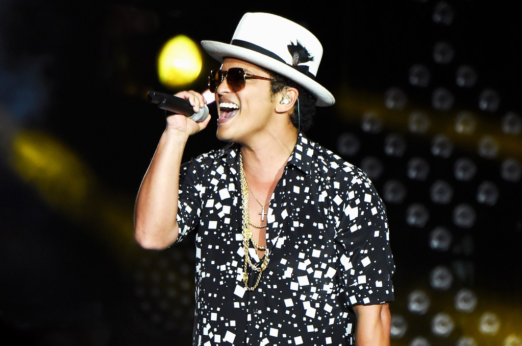 Bruno Mars, Muse & The Killers top BottleRock 2018