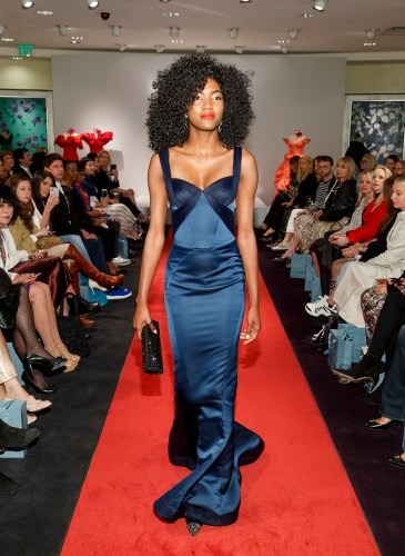 Neiman Marcus Hosts Zac Posen and Ken Downing Personal Appearance and Fashion Show