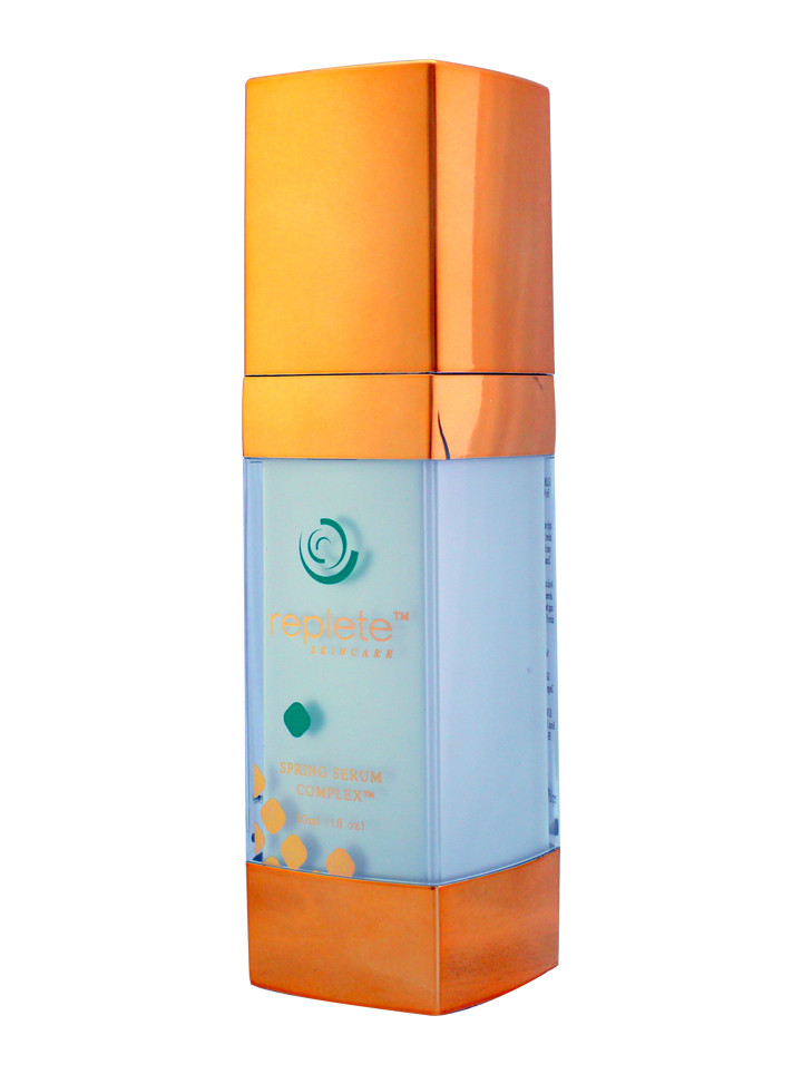 Replete your Face with Replete Spring Serum for young look of the season