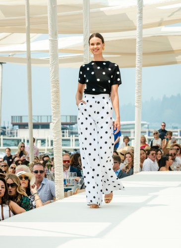 Saks Fifth Avenue and Oscar de La Renta Fashion Show to Benefit The League to Save Lake Tahoe 2018