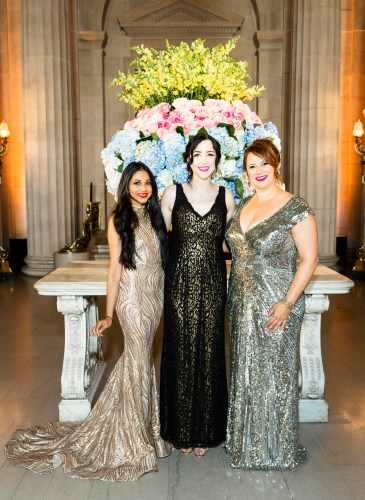 San Francisco Opera Ball 2018