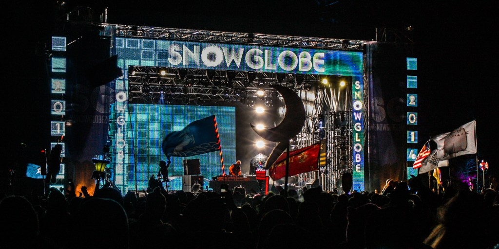 DIPLO, ABOVE & BEYOND AND R.L GRIME TOP SNOWGLOBES 2018 NYE EXTRAVAGANZA…