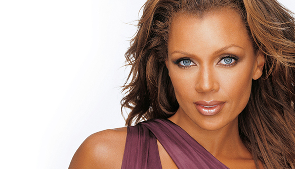 Vanessa Williams at the SF Symphony Holiday Soul Concert