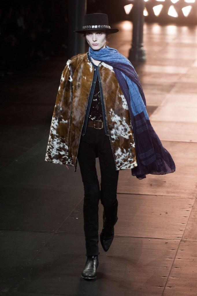 Saint Laurent SS15 @ Paris Fashion Week: Men