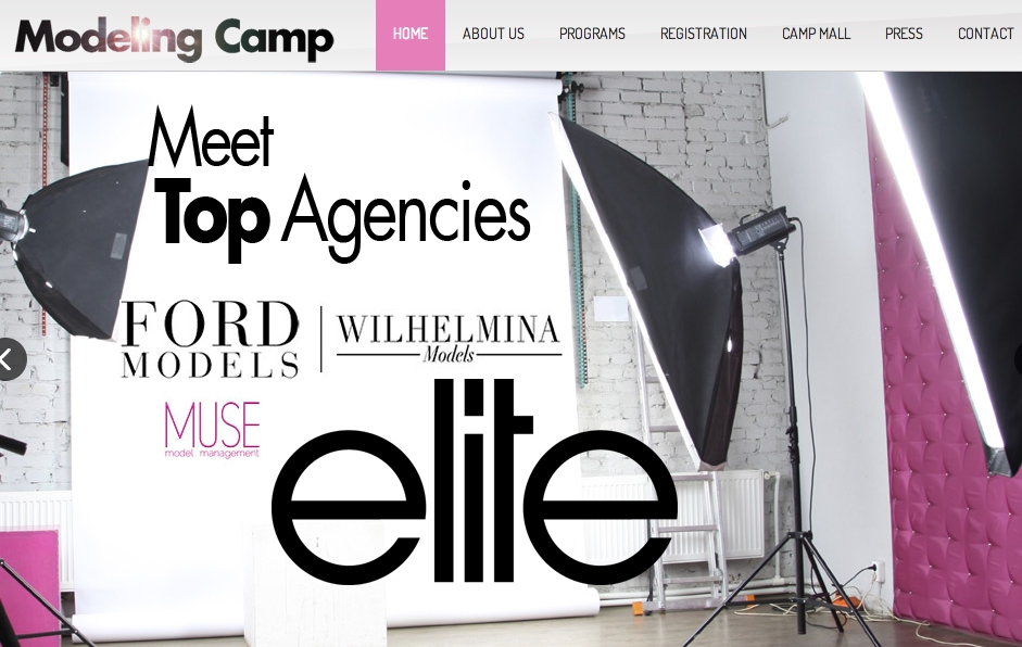 Modeling Camp Launches in San Francisco in Summer 2014 – modelingcamp.com