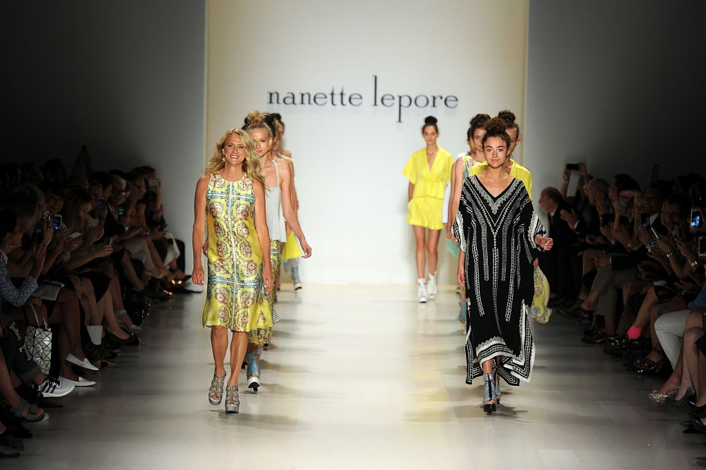 Nanette Lepore at MBFW SS2015