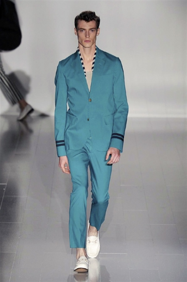 Gucci SS15 at Milan Fashion Week: Men SS15