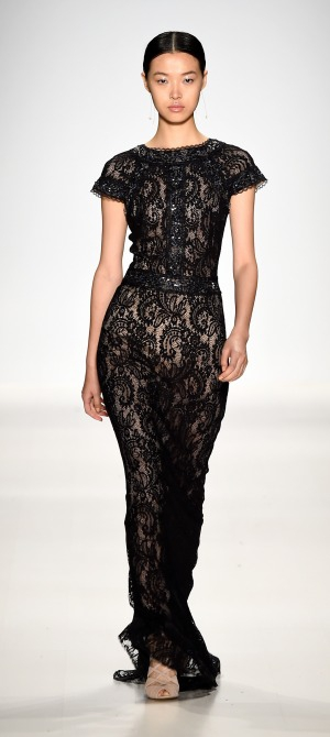 TADASHI SHOJI at MERCEDES-BENZ New York FASHION WEEK S/S15 by Angela Huang