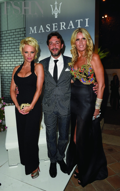 The Stars at The 60th Edition of Taormina Film Festival