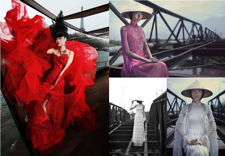 Ha Linh Thu: Amazing designer from Vietnam