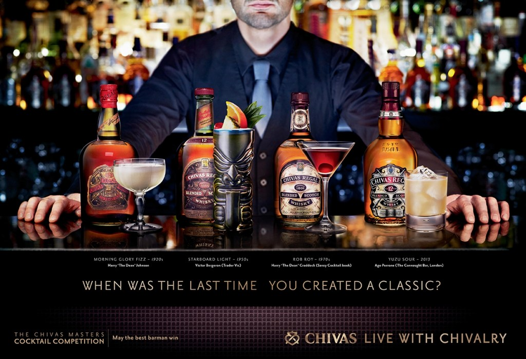 Chivas Regal Gets Set to Select the First Chivas Master